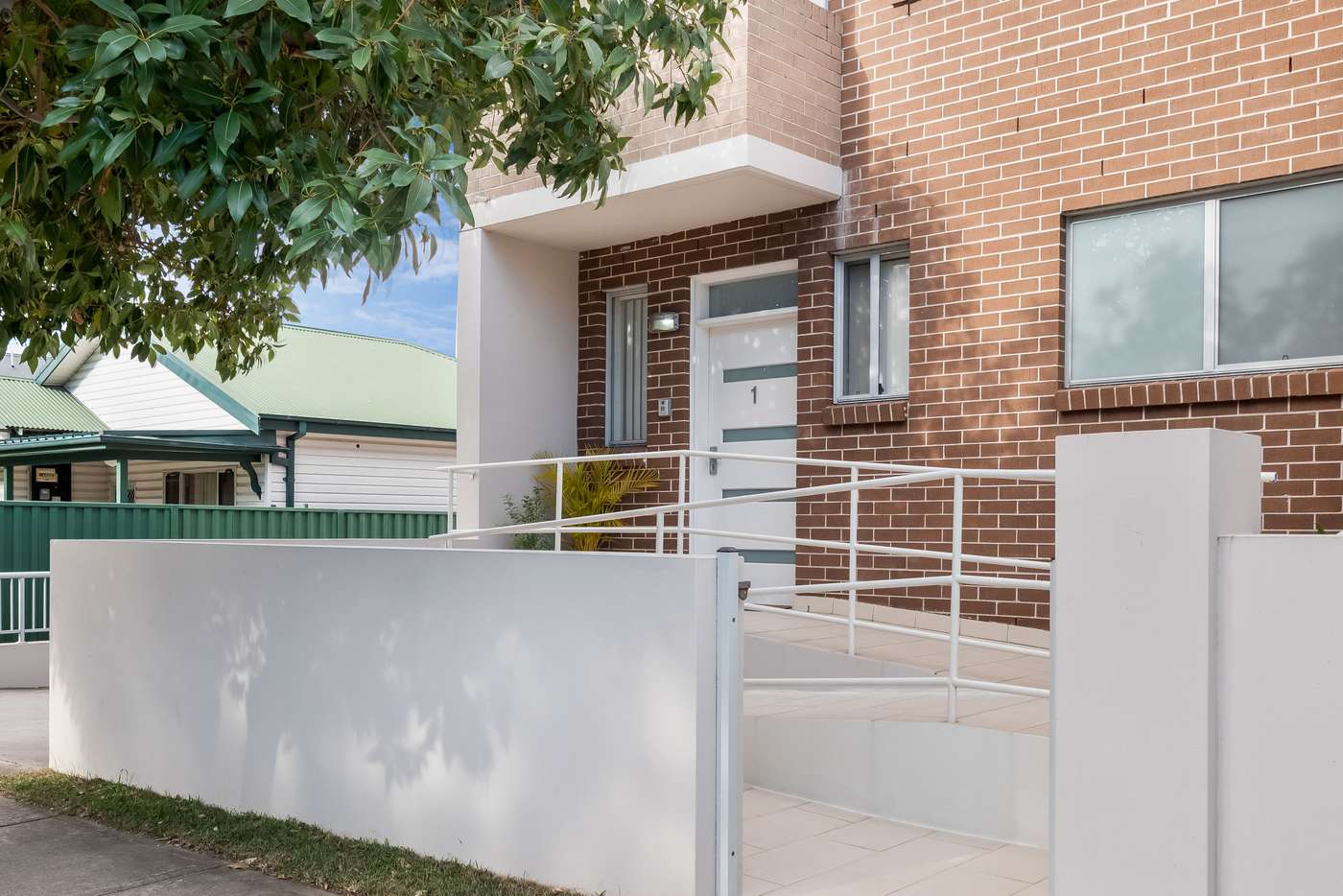 Main view of Homely townhouse listing, 1/97-101 Beaconsfield Street, Silverwater NSW 2128