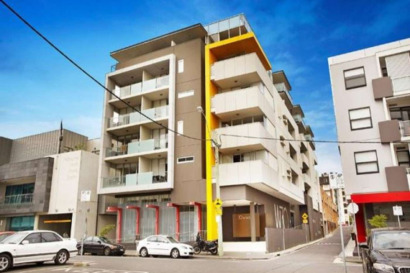 Main view of Homely apartment listing, 107/30 Wreckyn Street, North Melbourne VIC 3051