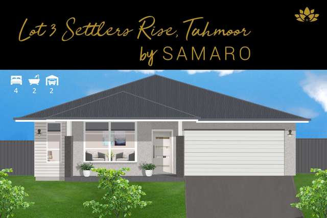 LOT 3/lot 3 Settlers Rise, Tahmoor NSW 2573