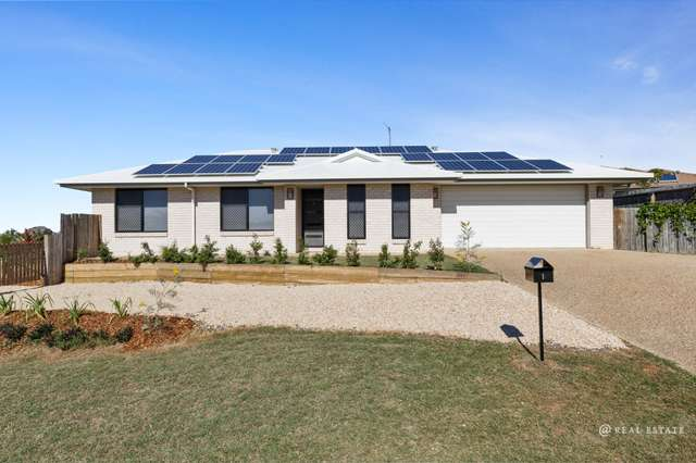 1 Brigalow Place, Lammermoor QLD 4703