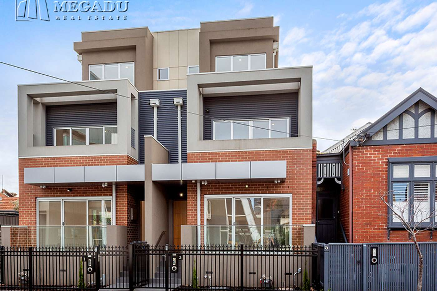 Main view of Homely house listing, 3 Kelso Street, Cremorne VIC 3121