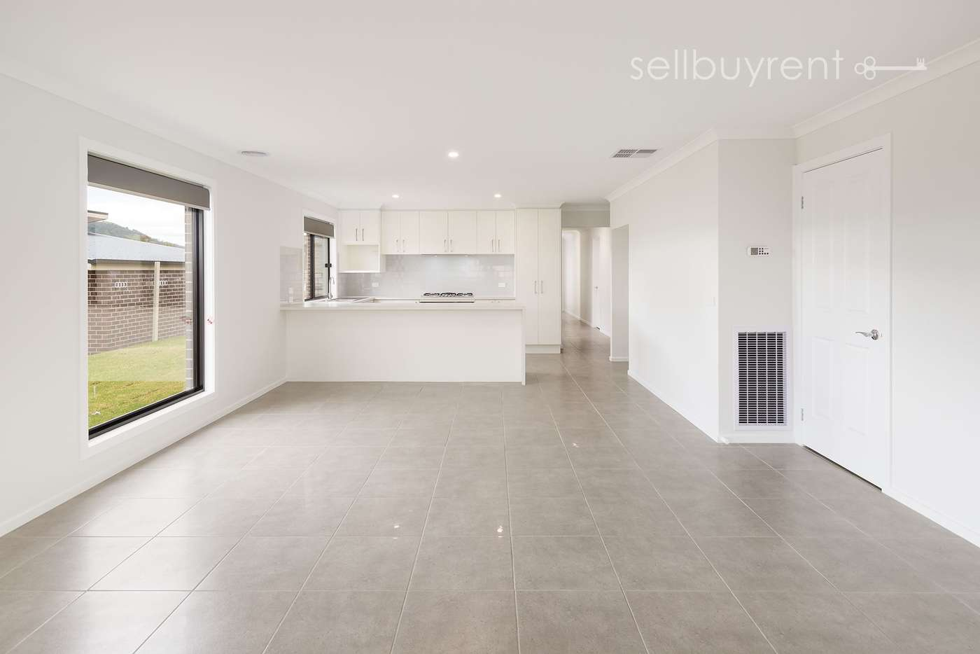 Fifth view of Homely house listing, 35 DARTNELL CRESCENT, Wodonga VIC 3690