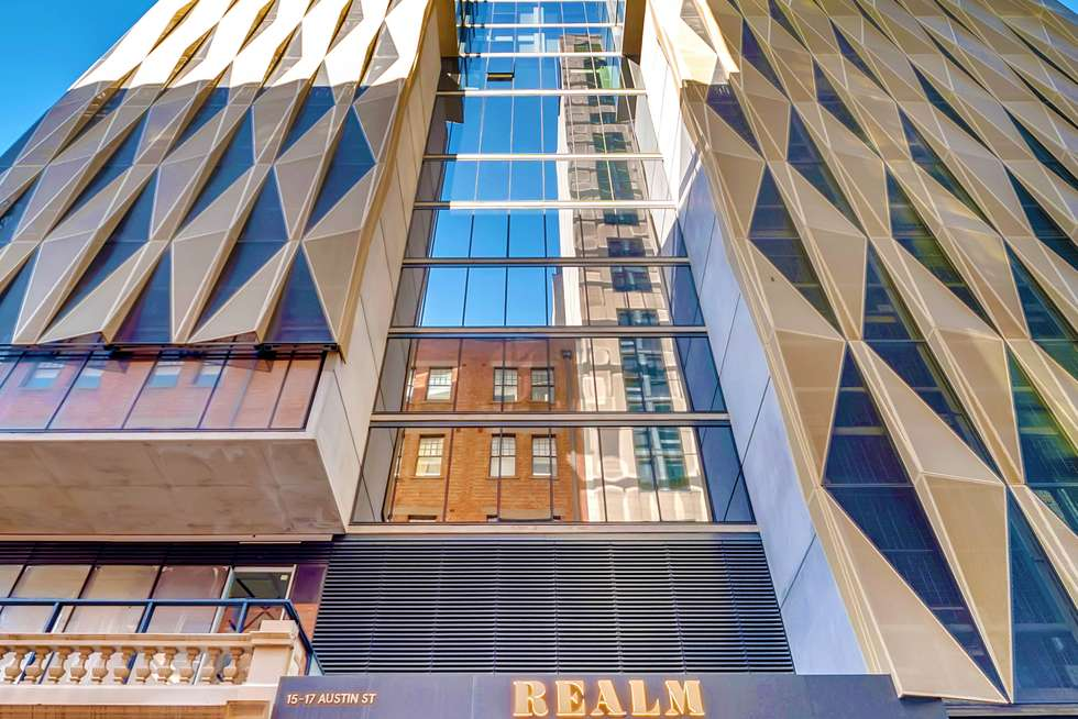 Second view of Homely apartment listing, 909/15 Austin Street, Adelaide SA 5000