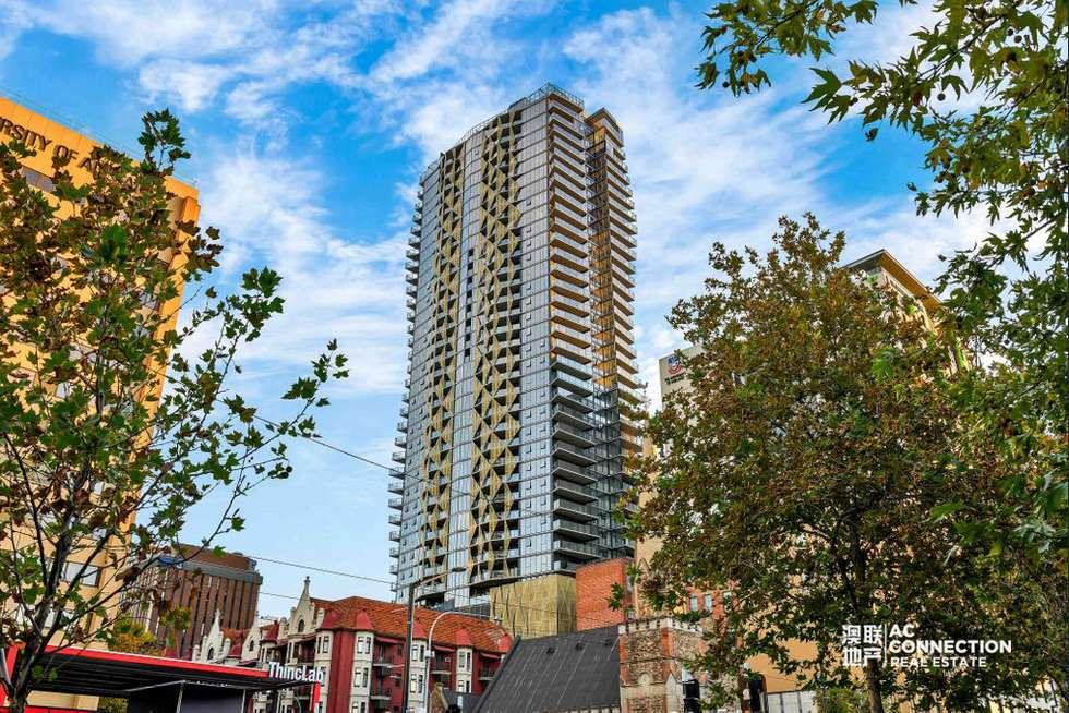 Third view of Homely apartment listing, 909/15 Austin Street, Adelaide SA 5000