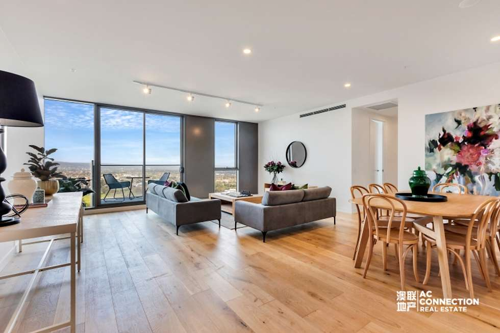 Second view of Homely apartment listing, 2904/29 Angas Street, Adelaide SA 5000
