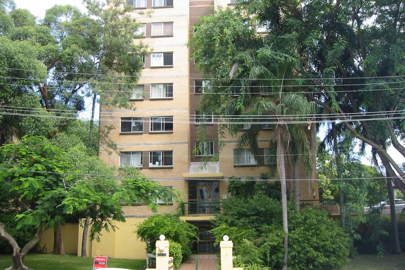 Main view of Homely apartment listing, 16/9 Dunmore Terrace, Auchenflower QLD 4066