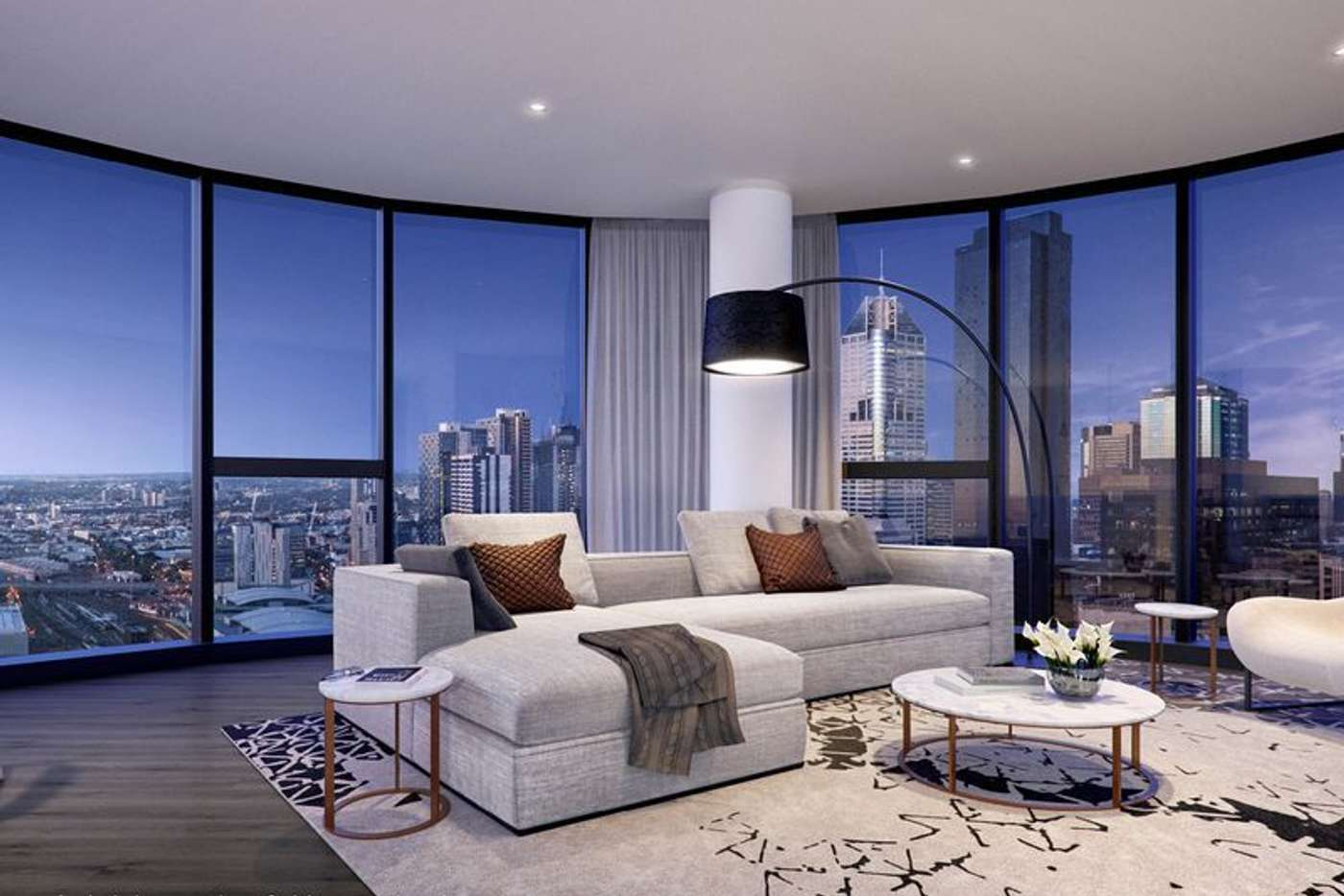 Fourth view of Homely apartment listing, Melbourne Quarter at Flinders Street, Docklands VIC 3008