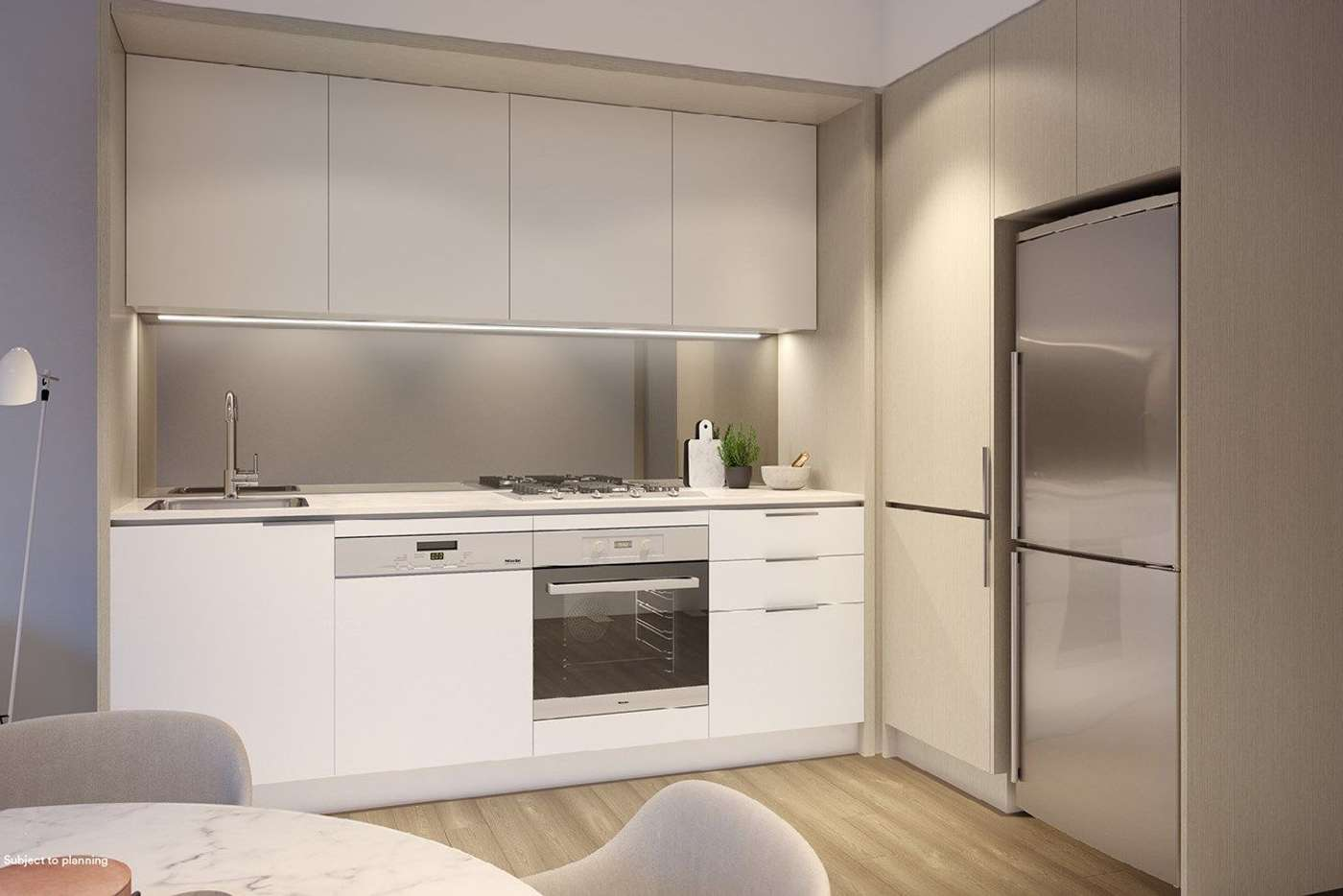 Fifth view of Homely apartment listing, Melbourne Quarter at Flinders Street, Docklands VIC 3008