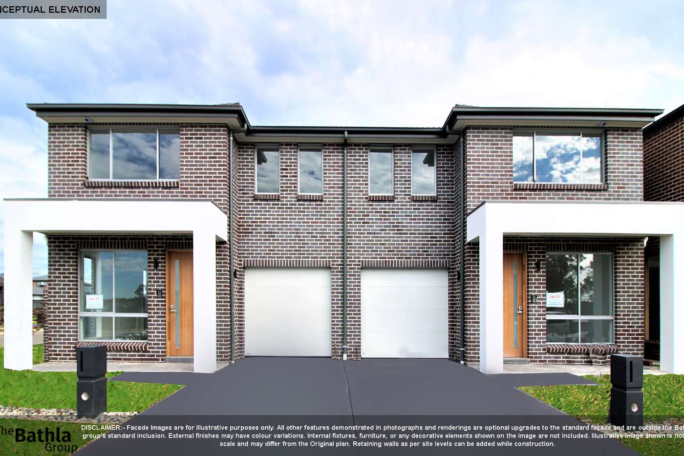 Main view of Homely townhouse listing, 95 Sciberras Avenue, Schofields NSW 2762