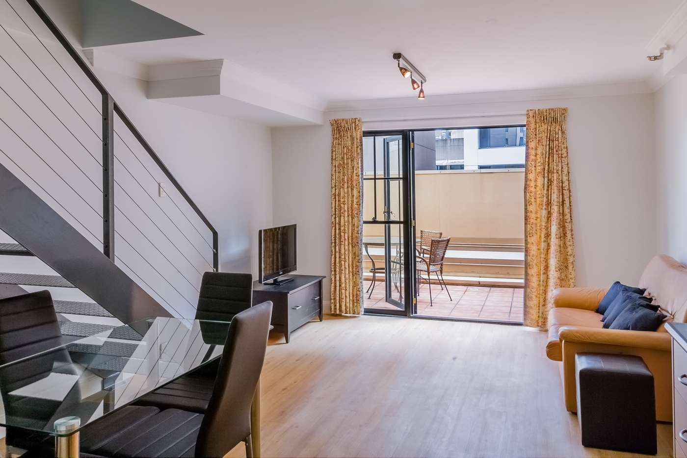 Main view of Homely unit listing, 41/53 EDWARD STREET, Brisbane QLD 4000