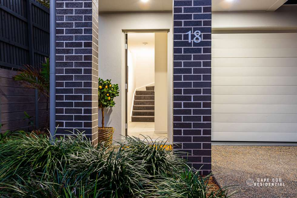 Third view of Homely townhouse listing, 18/1 Wattle Street, Cannon Hill QLD 4170
