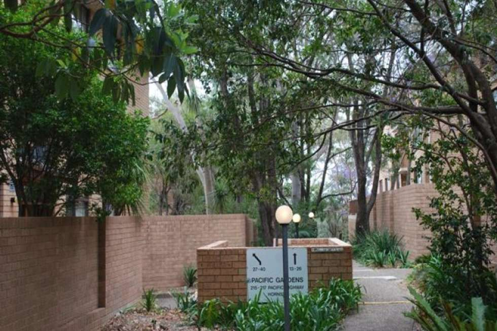 Second view of Homely unit listing, 34/215-217 PEATS FERRY ROAD, Hornsby NSW 2077
