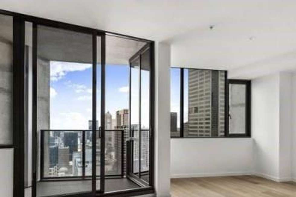 Third view of Homely apartment listing, 4102/33 Rose Lane, Melbourne VIC 3000