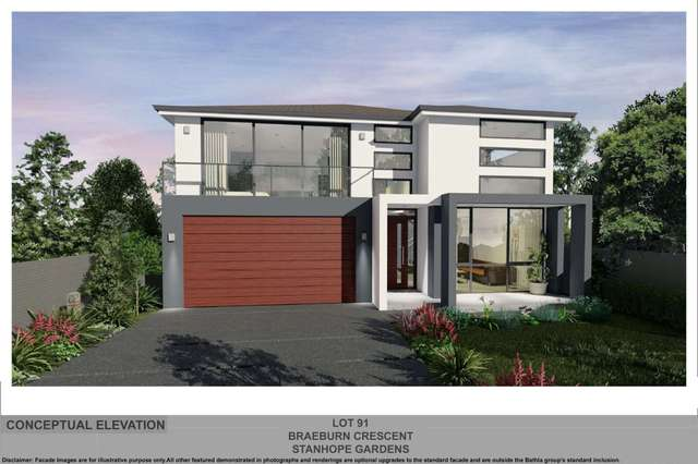 16 Braeburn Crescent, Stanhope Gardens NSW 2768