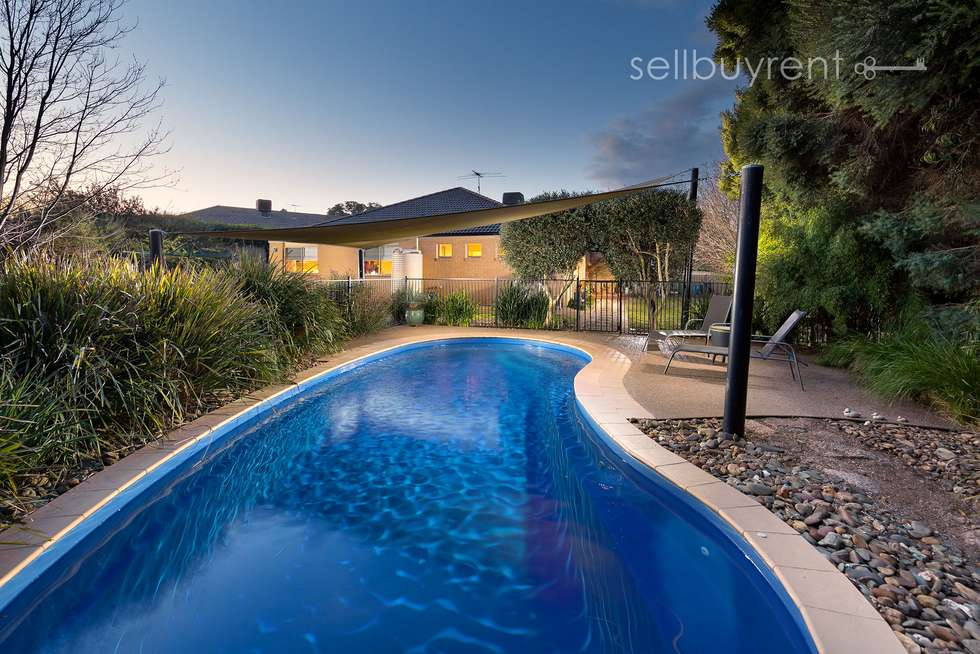 Second view of Homely house listing, 6 HELM COURT, Wodonga VIC 3690