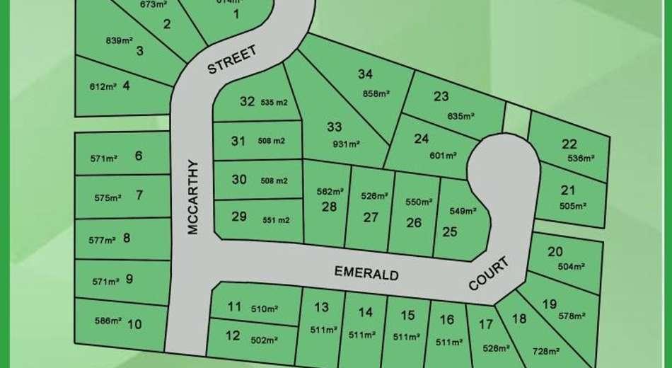 . Emerald Court Estate