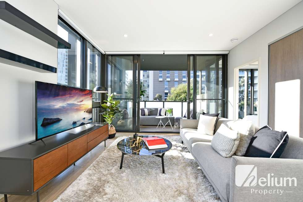 Second view of Homely apartment listing, 722/2B Defries Avenue, Zetland NSW 2017