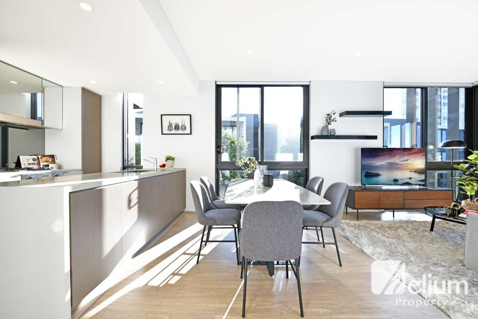 Third view of Homely apartment listing, 722/2B Defries Avenue, Zetland NSW 2017