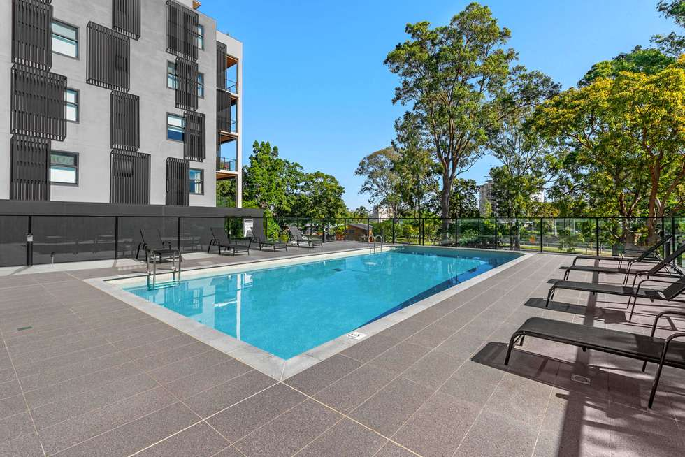 Third view of Homely apartment listing, 111/181 Clarence Rd, Indooroopilly QLD 4068
