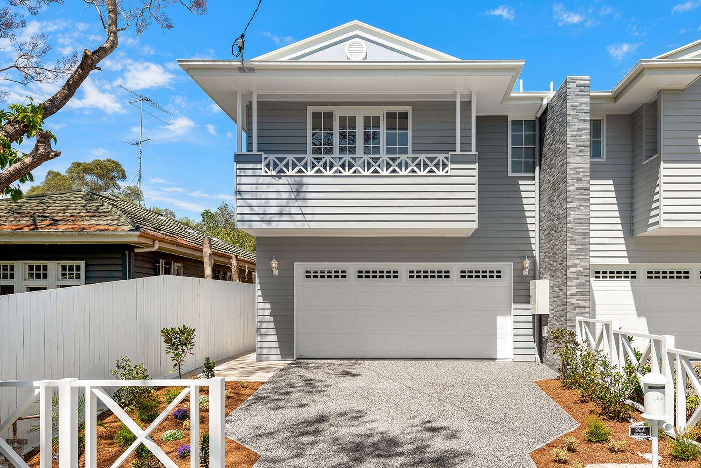 Main view of Homely house listing, 89A Victoria Terrace, Greenslopes QLD 4120