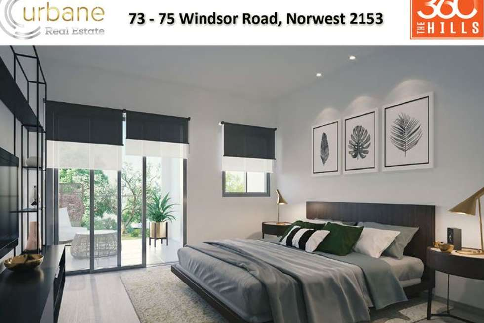 Fourth view of Homely house listing, 75 Windsor Road Norwest, Baulkham Hills NSW 2153