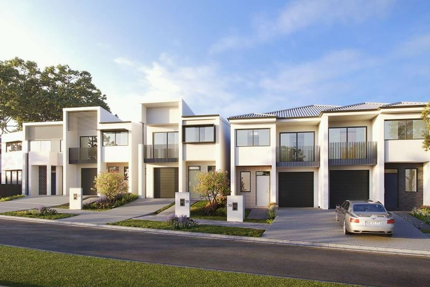 Main view of Homely townhouse listing, Alex Avenue, Schofields NSW 2762