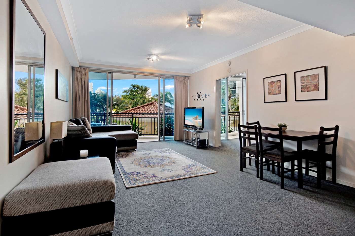 Main view of Homely apartment listing, 3065/23 Ferny Avenue, Surfers Paradise QLD 4217