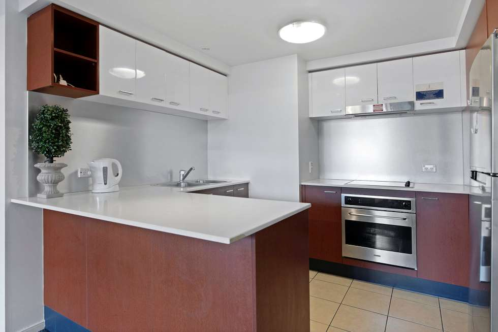 Fourth view of Homely apartment listing, 3065/23 Ferny Avenue, Surfers Paradise QLD 4217