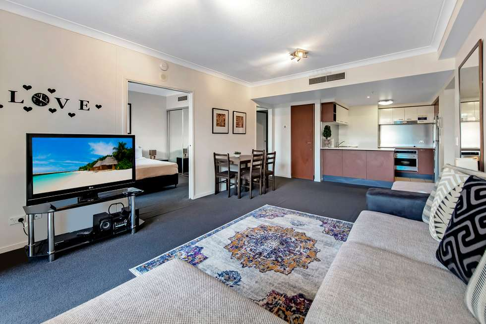 Fifth view of Homely apartment listing, 3065/23 Ferny Avenue, Surfers Paradise QLD 4217