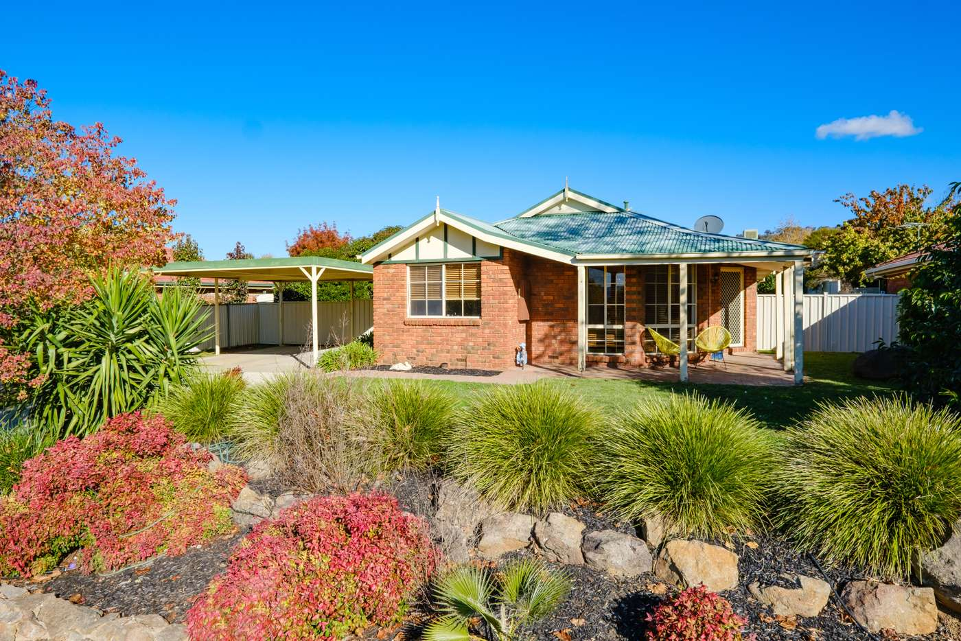 Main view of Homely house listing, 35 NIGHTINGALE AVENUE, Wodonga VIC 3690