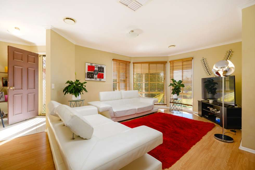 Second view of Homely house listing, 35 NIGHTINGALE AVENUE, Wodonga VIC 3690