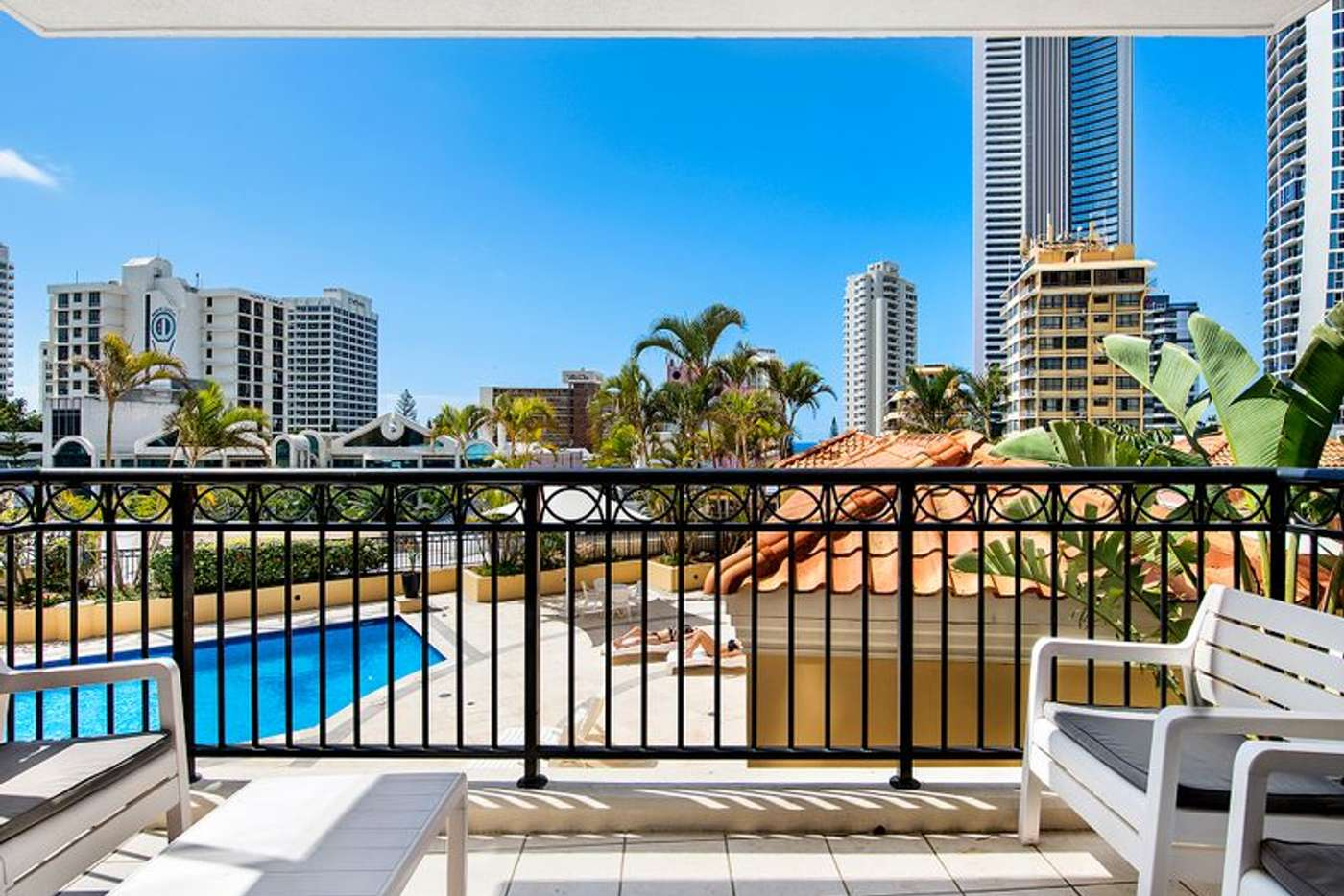Main view of Homely apartment listing, 1035/23 Ferny Avenue, Surfers Paradise QLD 4217