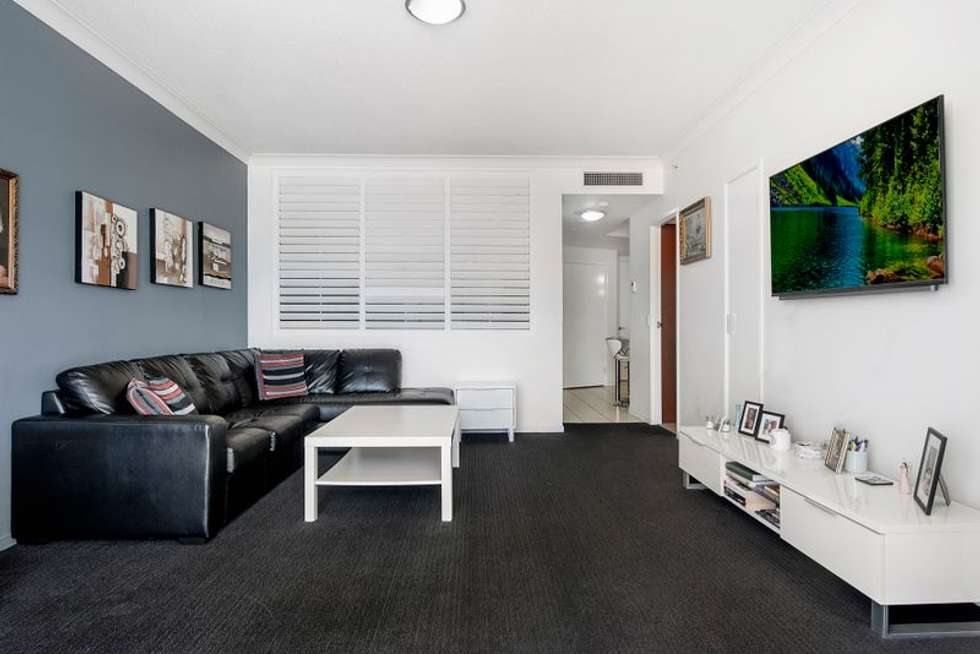 Third view of Homely apartment listing, 1035/23 Ferny Avenue, Surfers Paradise QLD 4217