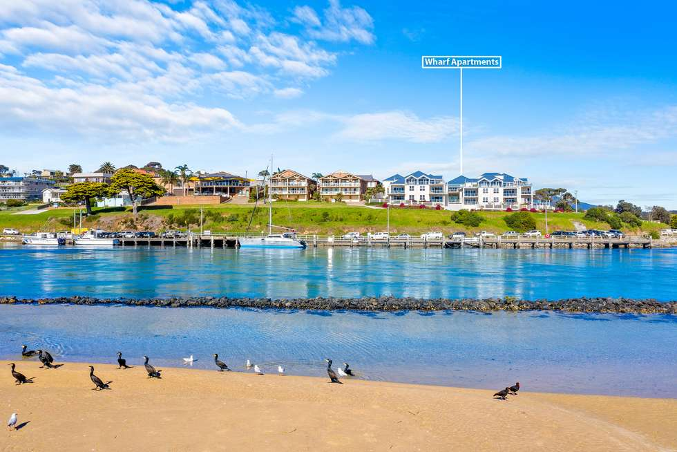Second view of Homely studio listing, 22/89-93 CAMPBELL STREET, Narooma NSW 2546