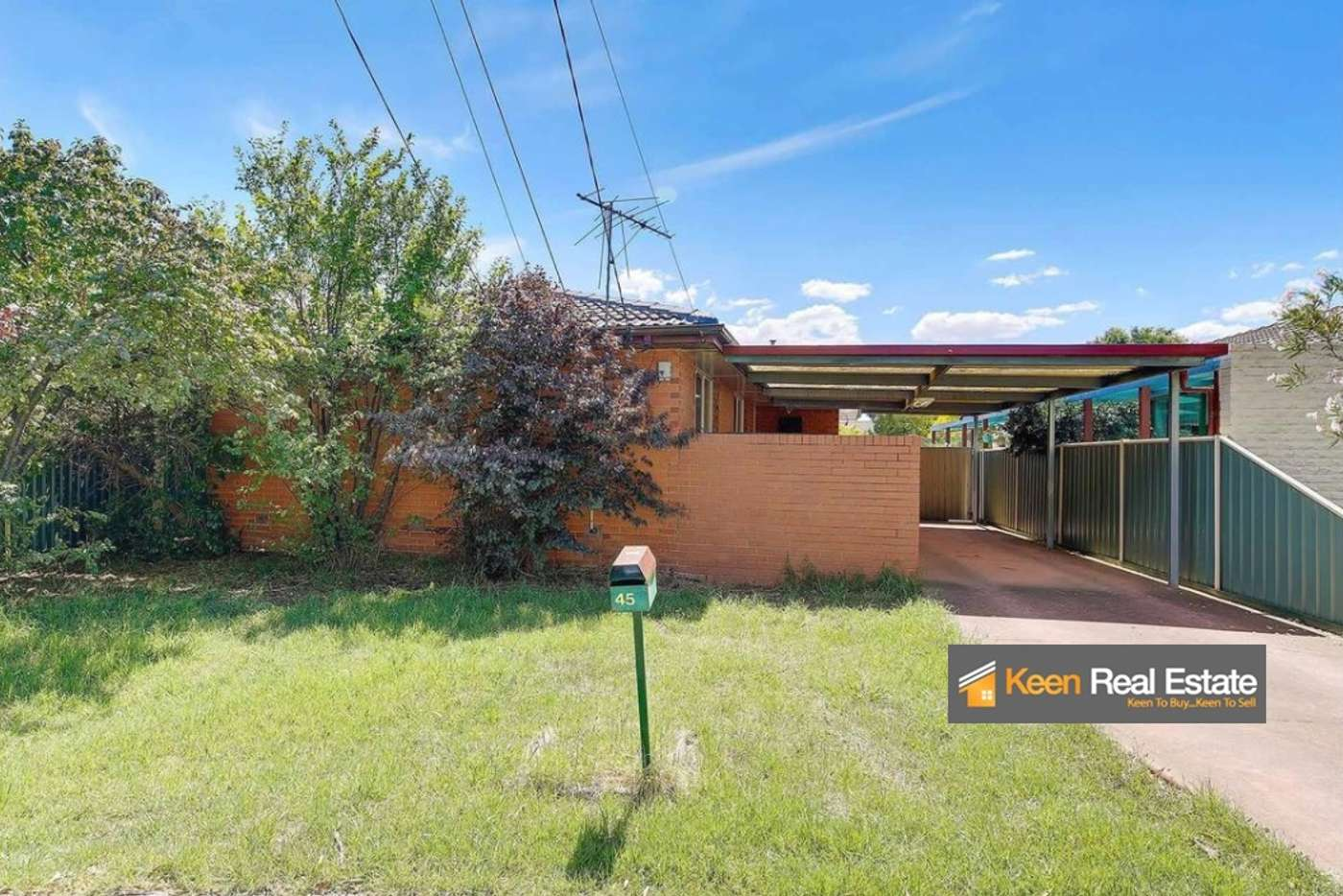 Main view of Homely house listing, 45 Whiton Grove, Wyndham Vale VIC 3024