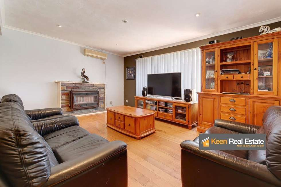 Second view of Homely house listing, 45 Whiton Grove, Wyndham Vale VIC 3024