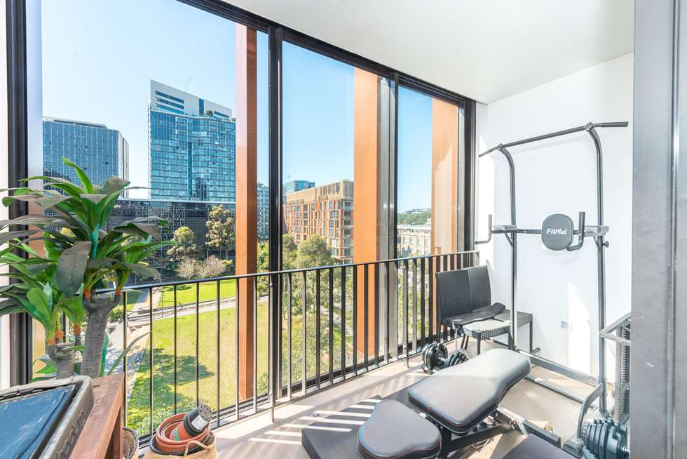 Second view of Homely apartment listing, 703/8 Central Park Avenue, Chippendale NSW 2008