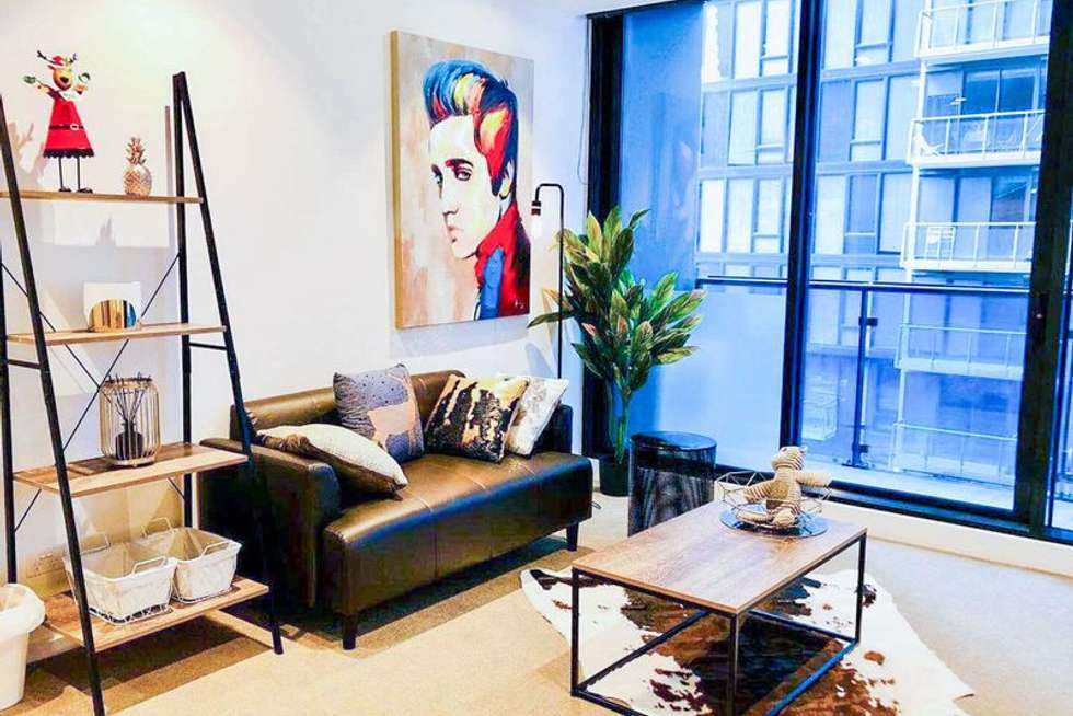 Fourth view of Homely apartment listing, 1210/1 Balstone Street, Southbank VIC 3006