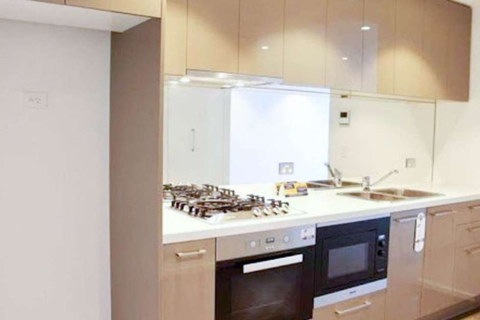 Fifth view of Homely apartment listing, 1210/1 Balstone Street, Southbank VIC 3006