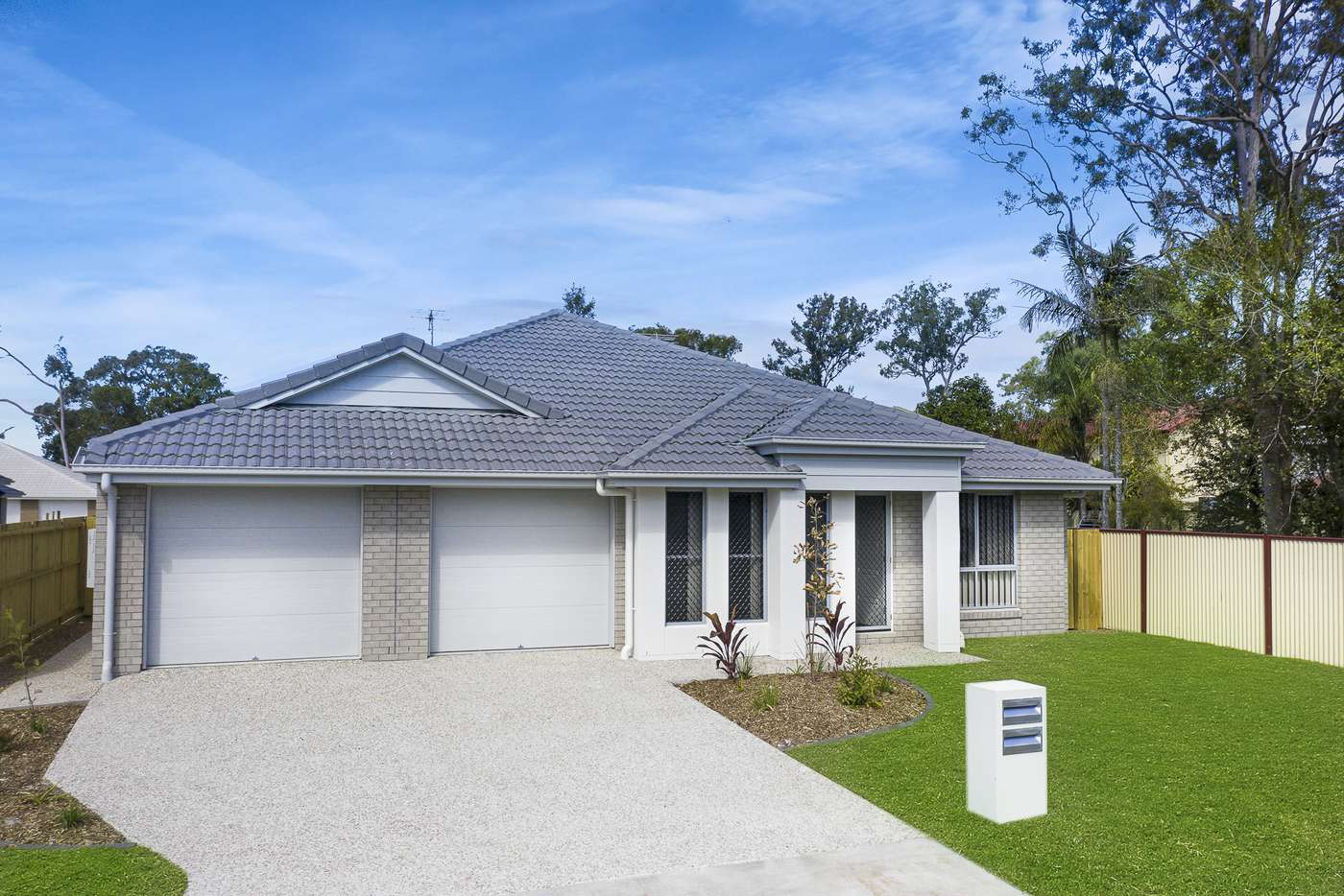 Main view of Homely semiDetached listing, 1/55 Blue Gum Drive, Marsden QLD 4132