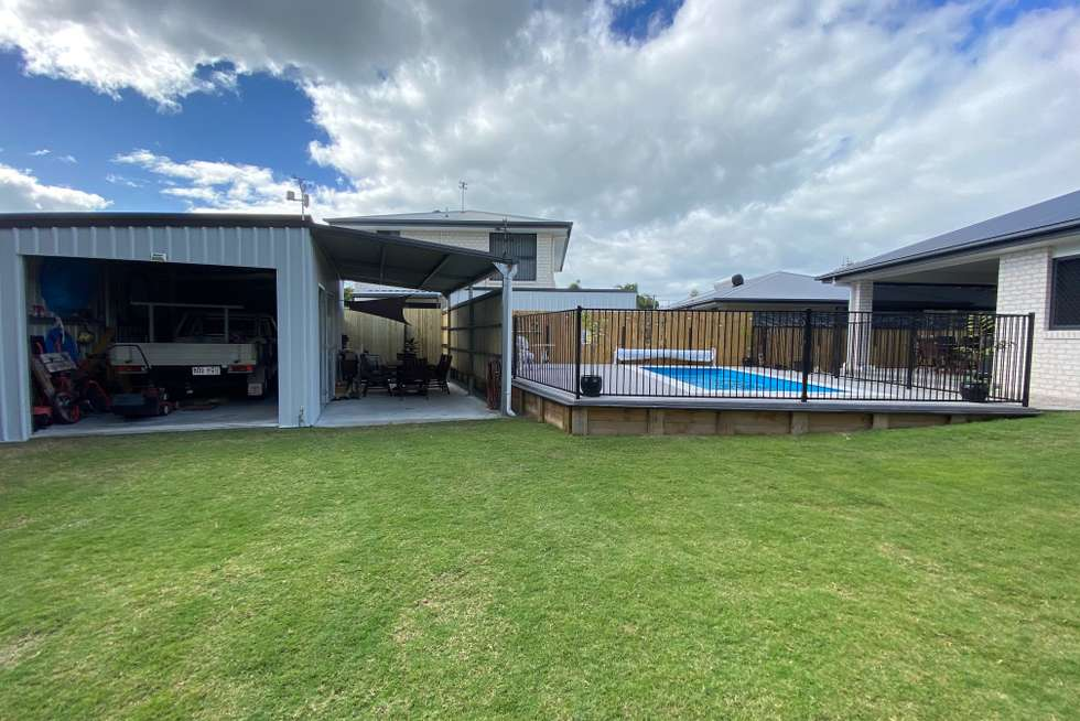 Second view of Homely house listing, 18 Cunningham Street, Torquay QLD 4655