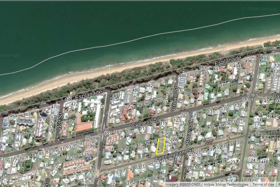 Third view of Homely house listing, 18 Cunningham Street, Torquay QLD 4655