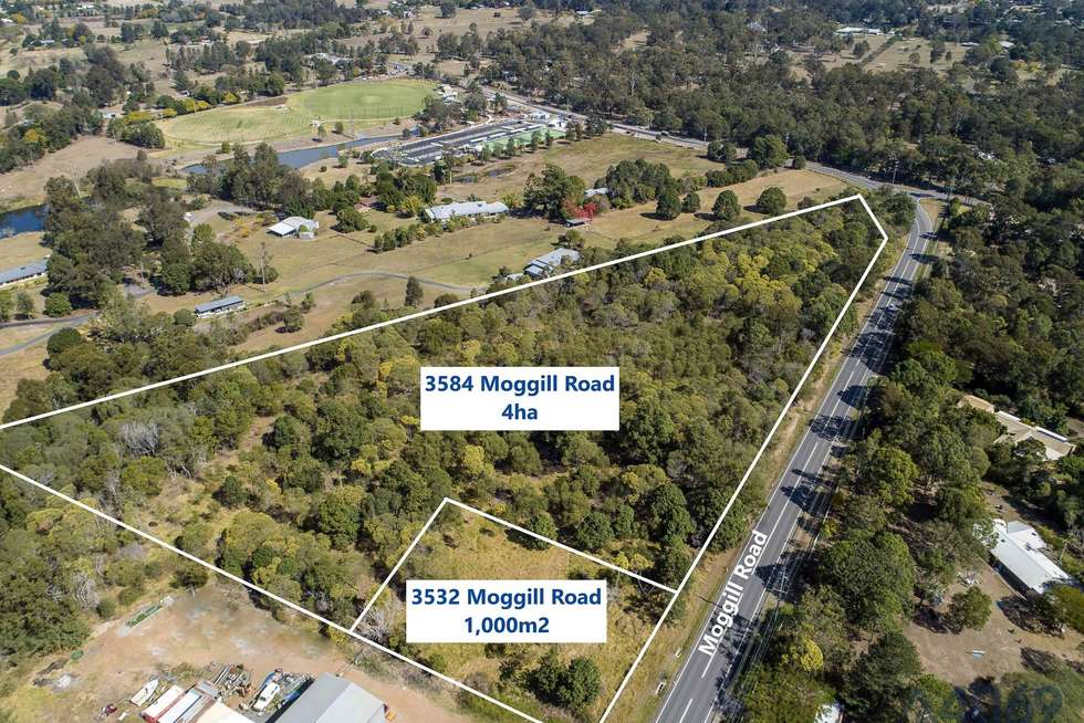 Third view of Homely residentialLand listing, 3584 Moggill Road, Moggill QLD 4070