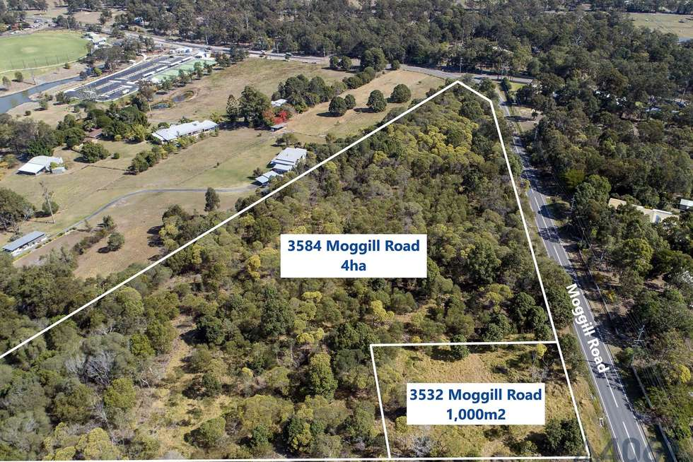 Fourth view of Homely residentialLand listing, 3584 Moggill Road, Moggill QLD 4070