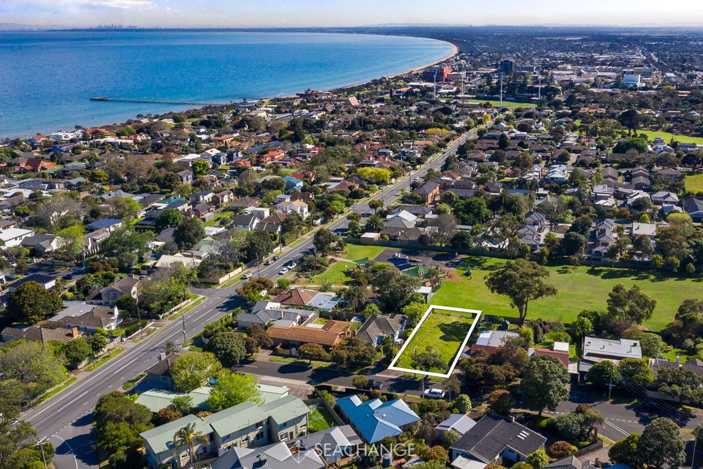 Main view of Homely residentialLand listing, 4 Woodlands Grove, Frankston VIC 3199