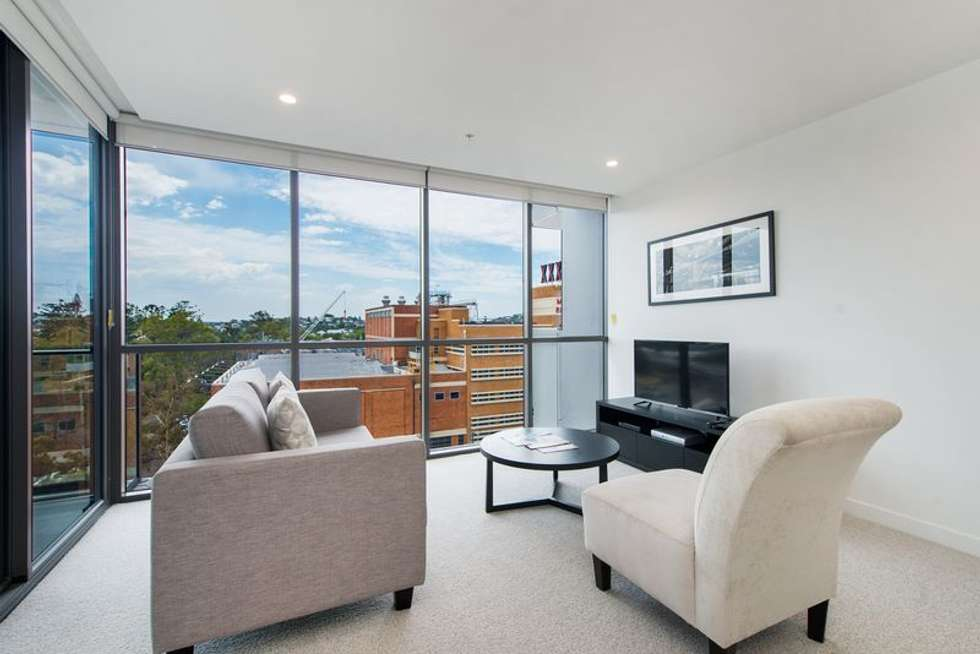 Second view of Homely apartment listing, 1112/55 Railway Terrace, Milton QLD 4064