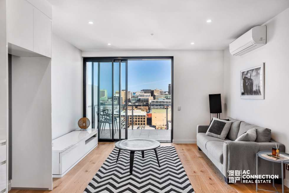 Second view of Homely apartment listing, 608/297 Pirie Street, Adelaide SA 5000