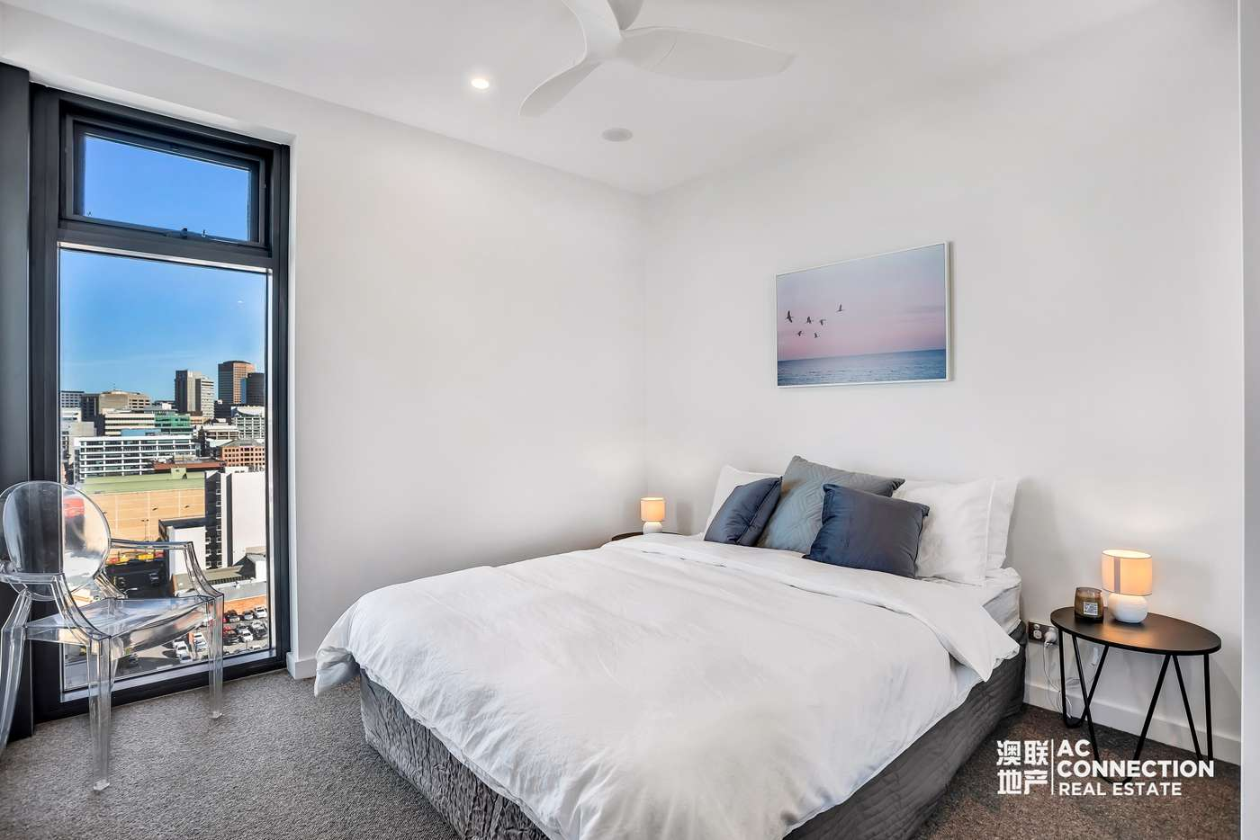 Sixth view of Homely apartment listing, 608/297 Pirie Street, Adelaide SA 5000