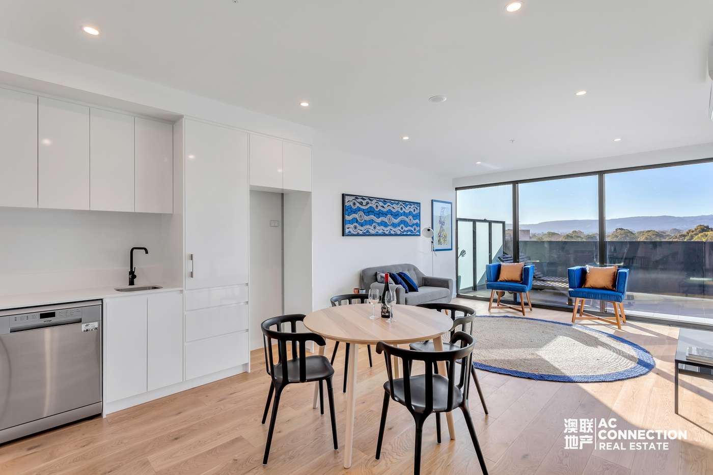 Main view of Homely apartment listing, 308/297 Pirie Street, Adelaide SA 5000