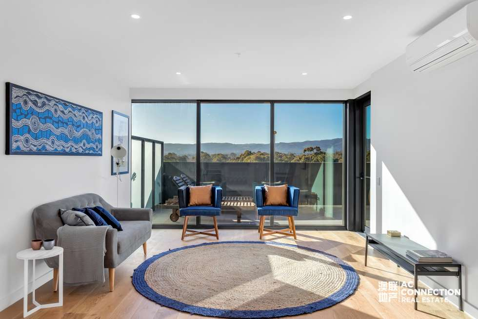 Second view of Homely apartment listing, 308/297 Pirie Street, Adelaide SA 5000